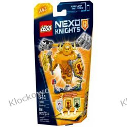 70336 AXL (Ultimate Axl) KLOCKI LEGO NEXO KNIGHTS Castle