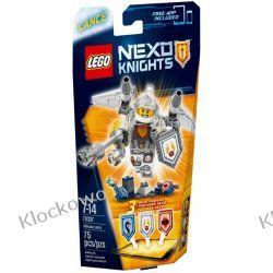 70337 LANCE (Ultimate Lance) KLOCKI LEGO NEXO KNIGHTS Castle