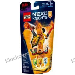 70339 FLAMA (Ultimate Flama) KLOCKI LEGO NEXO KNIGHTS Castle