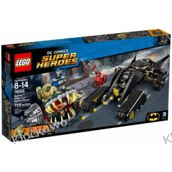 76055 BATMAN KROKODYL ZABÓJCA (Batman: Killer Croc Sewer Smash) - KLOCKI LEGO SUPER HEROES Ninjago