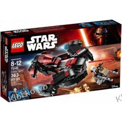 75145 MYŚLIWIEC MROKU (Eclipse Fighterr) KLOCKI LEGO STAR WARS  Friends