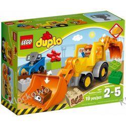 10811 KOPARKO-ŁADOWARKA (Backhoe Loader) KLOCKI LEGO DUPLO