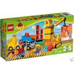 10813 WIELKA BUDOWA (Big Construction Site) KLOCKI LEGO DUPLO