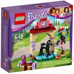 41123 KĄPIEL ŹREBAKA (Foal's Washing Station) KLOCKI LEGO FRIENDS