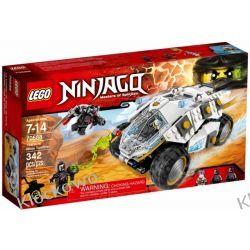 70588 SAMOCHÓD TYTANOWEGO NINJA (Titanium Ninja Tumbler ) KLOCKI LEGO NINJAGO
