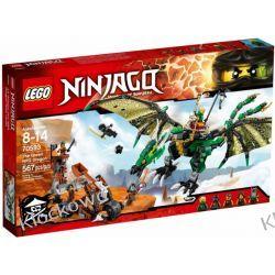 KLOCKI LEGO NINJAGO 70593 ZIELONY SMOK NRG (The Green NRG Dragon)