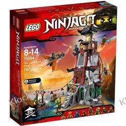 KLOCKI LEGO NINJAGO 70594 BITWA O LATARNIĘ (The Lighthouse Siege) Friends