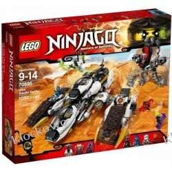 70595 NIEWYKRYWALNY POJAZD NINJA (Ultra Stealth Raider) KLOCKI LEGO NINJAGO
