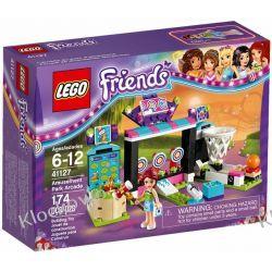 41127 AUTOMATY W PARKU ROZRYWKI (Amusement Park Arcade) - KLOCKI LEGO FRIENDS  Kompletne zestawy