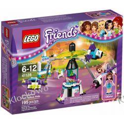 41128 KOSMICZNA KARUZELA W PARKU ROZRYWKI (Amusement Park Space Ride) KLOCKI LEGO FRIENDS Playmobil