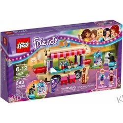 41129 FURGONETKA Z HOT-DOGAMI W PARKU ROZRYWKI (Amusement Park Hot Dog Van) KLOCKI LEGO FRIENDS Friends