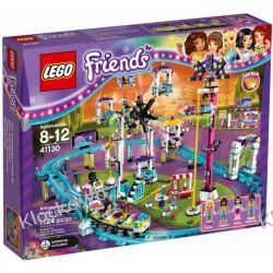 41130 KOLEJKA GÓRSKA W PARKU ROZRYWKI (Amusement Park Roller Coaster) KLOCKI LEGO FRIENDS Pirates