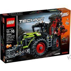 42054 CLAAS XERION 5000 TRAC VC KLOCKI LEGO TECHNIC Kompletne zestawy
