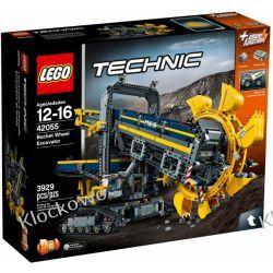 42055 GÓRNICZA KOPARKA KOŁOWA (Bucket Wheel Excavator) KLOCKI LEGO TECHNIC Minifigures