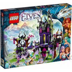 41180 MAGICZNY ZAMEK RAGANY (Ragana's Magic Shadow Castle) KLOCKI LEGO ELVES Kompletne zestawy