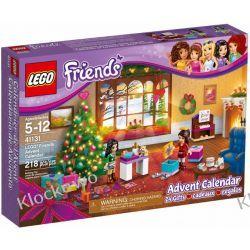 41131 KALENDARZ ADWENTOWY (Friends Advent Calendar) KLOCKI LEGO FRIENDS
