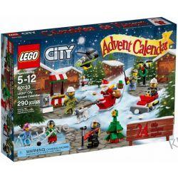 60133 KALENDARZ ADWENTOWY LEGO CITY (City Advent Calendar) KLOCKI LEGO CITY