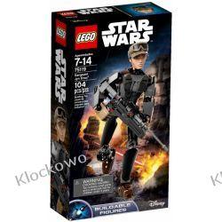 75119 SIERŻANT JYN ERSO (Sergeant Jyn Erso) KLOCKI LEGO STAR WARS  Playmobil
