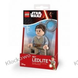 MINI LATARKA LED LEGO - REY (Key Light Rey) - BRELOK W PUDEŁKU