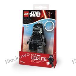 MINI LATARKA LED LEGO - KYLO REN (Key Light Kylo Ren) - BRELOK W PUDEŁKU Kompletne zestawy