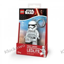 MINI LATARKA LED LEGO - STORMTROOPER (Key Light Stormtrooper) - BRELOK W PUDEŁKU