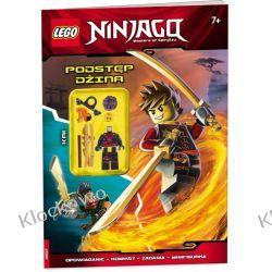 KSIĄŻKA LEGO® NINJAGO™. Podstęp dżina Ninjago
