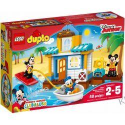 10827 MICKEY I PRZYJACIELE- DOMEK NA PLAŻY (Mickey & Friends Beach House) KLOCKI LEGO DUPLO  Kompletne zestawy