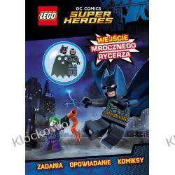 KSIĄŻKA LEGO® DC Comics. Wejście mrocznego rycerza Pozostałe