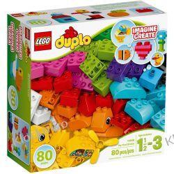 10848 MOJE PIERWSZE KLOCKI (My First Bricks) KLOCKI LEGO DUPLO