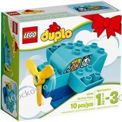 10849 MÓJ PIERWSZY SAMOLOT (My First Plane) KLOCKI LEGO DUPLO