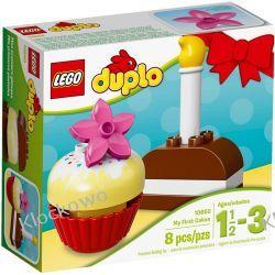 10850 MOJE PIERWSZE CIASTKA (My First Cakes) KLOCKI LEGO DUPLO