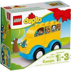 10851 MÓJ PIERWSZY AUTOBUS (My First Bus) KLOCKI LEGO DUPLO