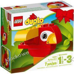 10852 MOJA PIERWSZA PAPUGA (My First Bird) KLOCKI LEGO DUPLO  Pozostałe