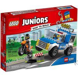 10735 - POŚCIG FURGONETKĄ POLICYJNĄ (Police Truck Chase) - KLOCKI LEGO JUNIORS Kompletne zestawy