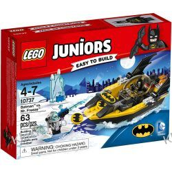 10737 - BATMAN KONTRA MR. FREEZE (Batman™ vs. Mr. Freeze™) - KLOCKI LEGO JUNIORS Kompletne zestawy