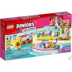 10747 - WAKACJE NA PLAŻY (Andrea & Stephanie's Beach Holiday) - KLOCKI LEGO JUNIORS Playmobil