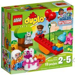 10832 PRZYJĘCIE URODZINOWE (Birthday Picnic) KLOCKI LEGO DUPLO