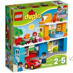 10835 DOM RODZINNY (Family House) KLOCKI LEGO DUPLO  Z zabawkami