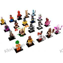 71017 MINIFIGURKI LEGO BATMAN MOVIE KOMPLET 20 SZT