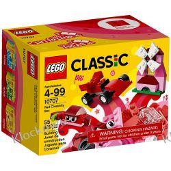 10707 CZERWONY ZESTAW KREATYWNY (Red Creativity Box) KLOCKI LEGO CLASSIC Kompletne zestawy