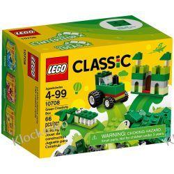 10708 ZIELONY ZESTAW KREATYWNY (Green Creativity Box) KLOCKI LEGO CLASSIC