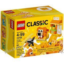 10709 POMARAŃCZOWY ZESTAW KREATYWNY (Orange Creativity Box) KLOCKI LEGO CLASSIC