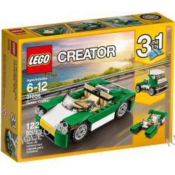 31056 ZIELONY KRĄŻOWNIK (Green Cruiser) KLOCKI LEGO CREATOR Policja