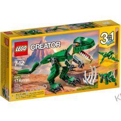 31058 POTĘŻNE DINOZAURY (Mighty Dinosaurs) KLOCKI LEGO CREATOR Kompletne zestawy