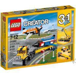 31060 POKAZY LOTNICZE (Airshow Aces) KLOCKI LEGO CREATOR Playmobil