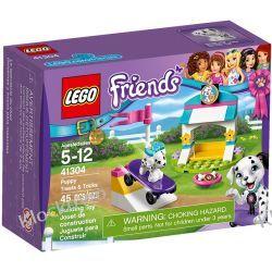 KLOCKI LEGO FRIENDS 41304 SZTUCZKI I PRZYSMAKI DLA PIESKÓW (Puppy Treats & Tricks)
