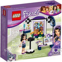 KLOCKI LEGO FRIENDS 41305 PRACOWNIA FOTOGRAFICZNA EMMY (Emma's Photo Studio)  Playmobil