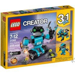 31062 ROBOT ODKRYWCA (Robo Explorer) KLOCKI LEGO CREATOR Kompletne zestawy