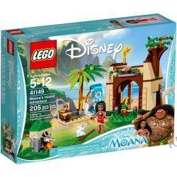41149 PRZYGODA VAIANY NA WYSPIE (Moana's Island Adventure) KLOCKI LEGO DISNEY PRINCESS