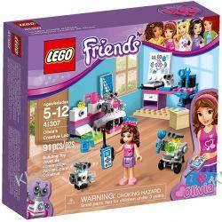 KLOCKI LEGO FRIENDS 41307 KREATYWNE LABORATORIUM OLIVII (Olivia's Creative Lab)